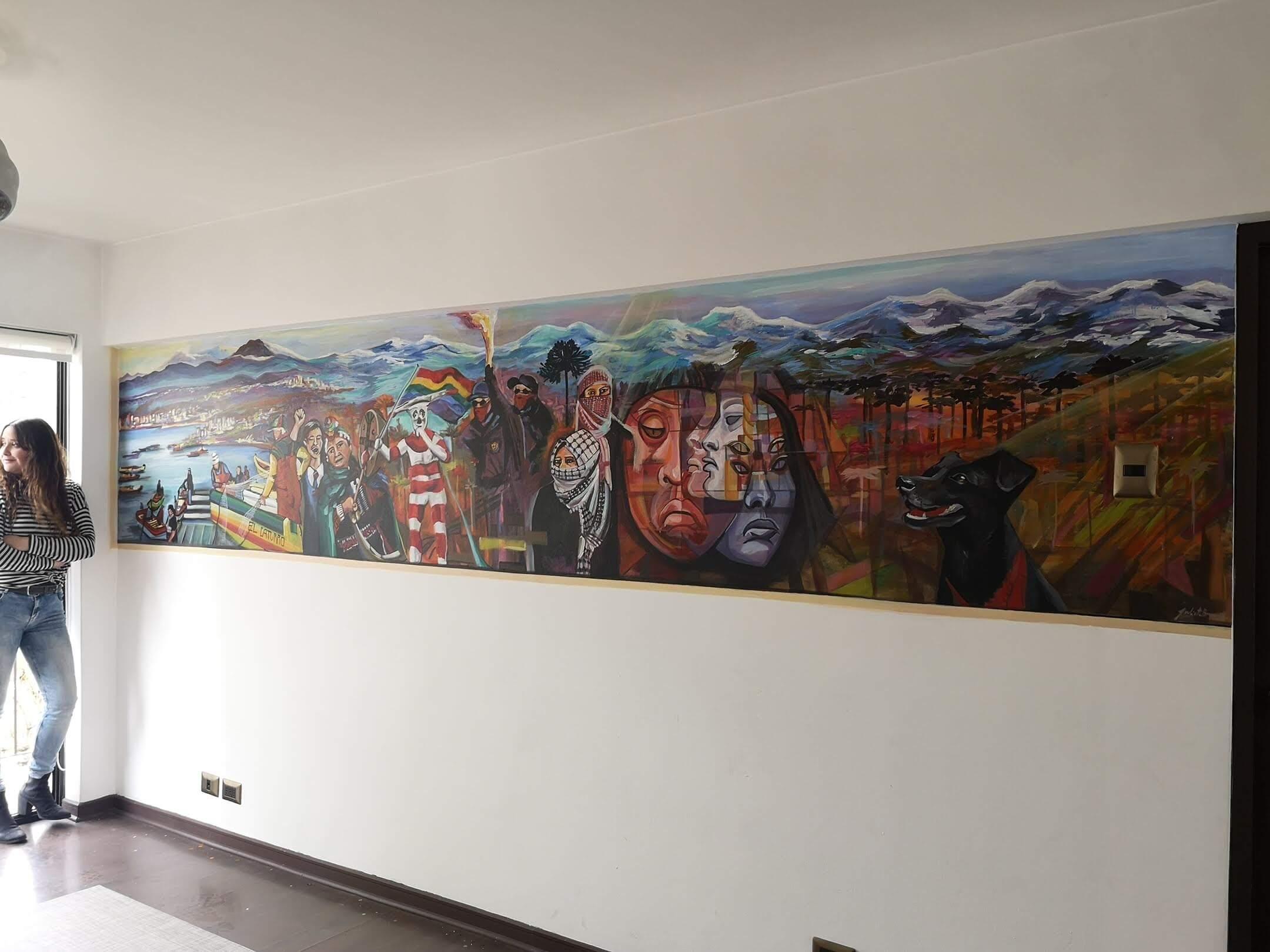 Mural encargo particular 2021